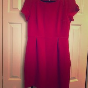 Nine West red dress